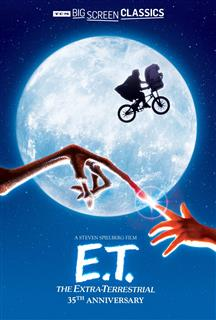TCM Presents: E.T. The Extra-Terrestrial A Special 35th Anniversary Event